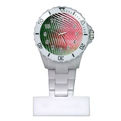 Watermelon Dream Plastic Nurses Watch