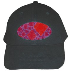 Voronoi Diagram Black Cap