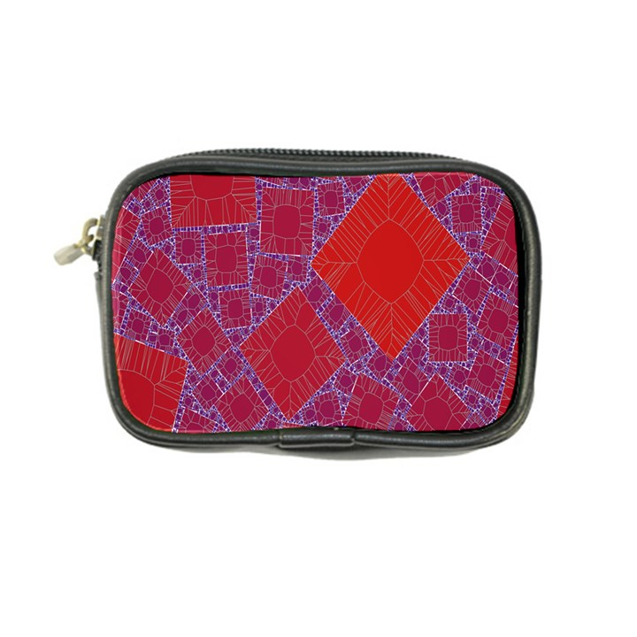 Voronoi Diagram Coin Purse