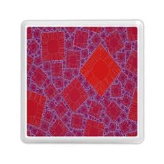 Voronoi Diagram Memory Card Reader (square)