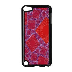 Voronoi Diagram Apple iPod Touch 5 Case (Black)