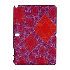Voronoi Diagram Galaxy Note 1
