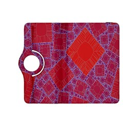 Voronoi Diagram Kindle Fire HDX 8.9  Flip 360 Case