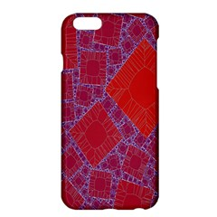 Voronoi Diagram Apple iPhone 6 Plus/6S Plus Hardshell Case