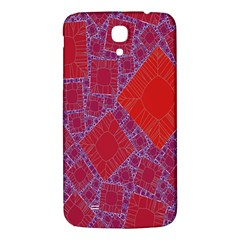 Voronoi Diagram Samsung Galaxy Mega I9200 Hardshell Back Case