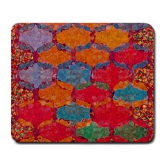 Abstract Art Pattern Large Mousepads