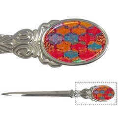 Abstract Art Pattern Letter Openers