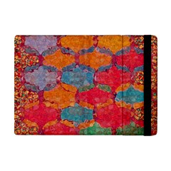 Abstract Art Pattern Apple iPad Mini Flip Case