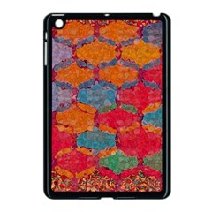 Abstract Art Pattern Apple iPad Mini Case (Black)