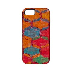 Abstract Art Pattern Apple Iphone 5 Classic Hardshell Case (pc+silicone)