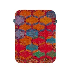 Abstract Art Pattern Apple iPad 2/3/4 Protective Soft Cases