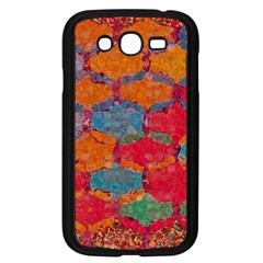 Abstract Art Pattern Samsung Galaxy Grand DUOS I9082 Case (Black)