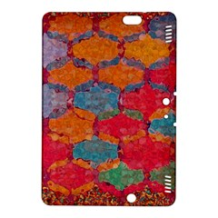 Abstract Art Pattern Kindle Fire HDX 8.9  Hardshell Case