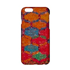 Abstract Art Pattern Apple iPhone 6/6S Hardshell Case