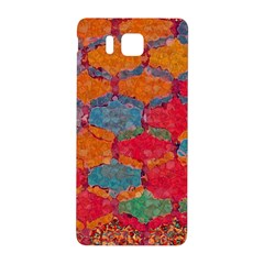 Abstract Art Pattern Samsung Galaxy Alpha Hardshell Back Case