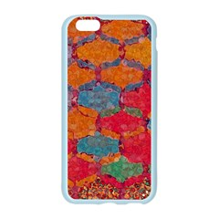 Abstract Art Pattern Apple Seamless iPhone 6/6S Case (Color)
