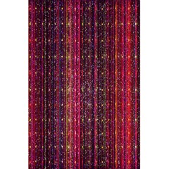 Colorful And Glowing Pixelated Pixel Pattern 5.5  x 8.5  Notebooks