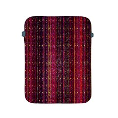 Colorful And Glowing Pixelated Pixel Pattern Apple Ipad 2/3/4 Protective Soft Cases