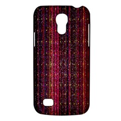 Colorful And Glowing Pixelated Pixel Pattern Galaxy S4 Mini