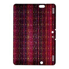 Colorful And Glowing Pixelated Pixel Pattern Kindle Fire HDX 8.9  Hardshell Case
