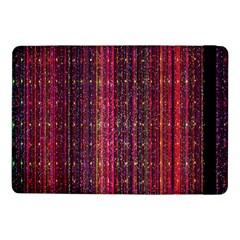 Colorful And Glowing Pixelated Pixel Pattern Samsung Galaxy Tab Pro 10.1  Flip Case