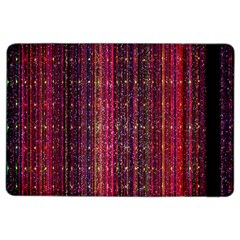 Colorful And Glowing Pixelated Pixel Pattern Ipad Air 2 Flip