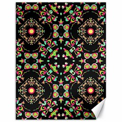 Abstract Elegant Background Pattern Canvas 18  X 24