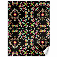 Abstract Elegant Background Pattern Canvas 36  X 48