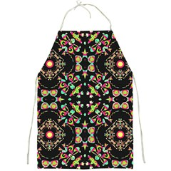 Abstract Elegant Background Pattern Full Print Aprons