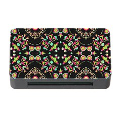 Abstract Elegant Background Pattern Memory Card Reader with CF
