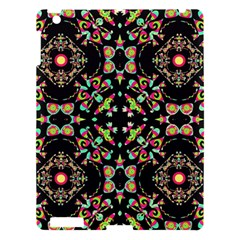 Abstract Elegant Background Pattern Apple iPad 3/4 Hardshell Case