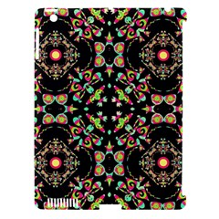 Abstract Elegant Background Pattern Apple iPad 3/4 Hardshell Case (Compatible with Smart Cover)