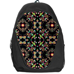 Abstract Elegant Background Pattern Backpack Bag