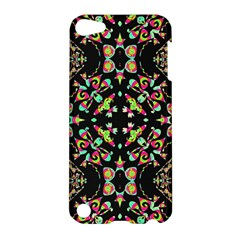 Abstract Elegant Background Pattern Apple iPod Touch 5 Hardshell Case