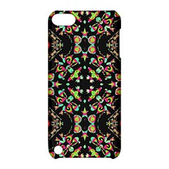 Abstract Elegant Background Pattern Apple iPod Touch 5 Hardshell Case with Stand