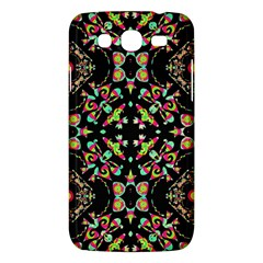 Abstract Elegant Background Pattern Samsung Galaxy Mega 5.8 I9152 Hardshell Case