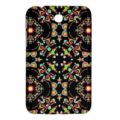 Abstract Elegant Background Pattern Samsung Galaxy Tab 3 (7 ) P3200 Hardshell Case