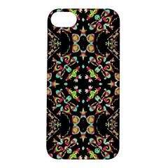 Abstract Elegant Background Pattern Apple iPhone 5S/ SE Hardshell Case