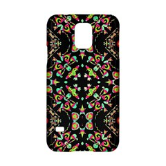 Abstract Elegant Background Pattern Samsung Galaxy S5 Hardshell Case
