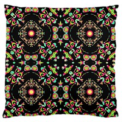 Abstract Elegant Background Pattern Standard Flano Cushion Case (One Side)