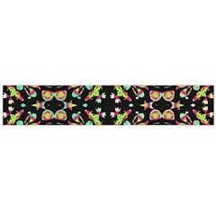 Abstract Elegant Background Pattern Flano Scarf (large)