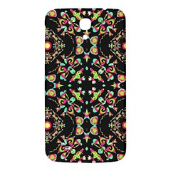 Abstract Elegant Background Pattern Samsung Galaxy Mega I9200 Hardshell Back Case