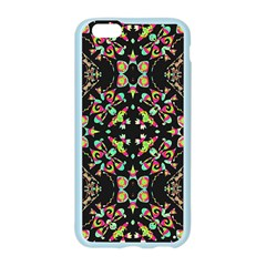Abstract Elegant Background Pattern Apple Seamless iPhone 6/6S Case (Color)
