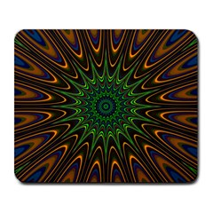 Vibrant Colorful Abstract Pattern Seamless Large Mousepads