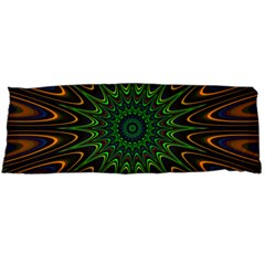 Vibrant Colorful Abstract Pattern Seamless Body Pillow Case (Dakimakura)