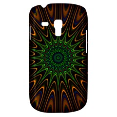 Vibrant Colorful Abstract Pattern Seamless Galaxy S3 Mini
