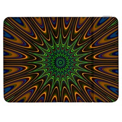 Vibrant Colorful Abstract Pattern Seamless Samsung Galaxy Tab 7  P1000 Flip Case