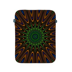 Vibrant Colorful Abstract Pattern Seamless Apple iPad 2/3/4 Protective Soft Cases