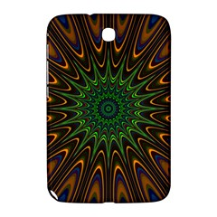 Vibrant Colorful Abstract Pattern Seamless Samsung Galaxy Note 8.0 N5100 Hardshell Case