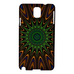 Vibrant Colorful Abstract Pattern Seamless Samsung Galaxy Note 3 N9005 Hardshell Case